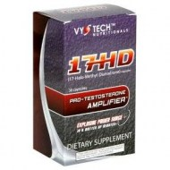 17 HD VIOTECH PRO -Testosterone Amplifficator r, 60c