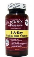 2 A DAY HEALTHY HAIR VITAMINS 30 CAPSULAS