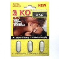 3KO B MALE SEXUAL LIBIDO ENHANCER 3 CAPS