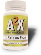 A2X ANXIETY UNA CURAR NATURAL ANSIEDAD 30 CAPS