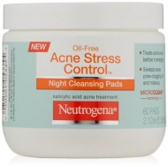 ACNE STRESS CONTROL NIGHT ( 60 ALMOHADILLAS LIMPIADORAS)