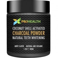 ACTIVATED CHARCOAL POWDER BLANQUEADOR DENTAL 80 ML