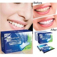 ADVANCED TEETH WHITENING STRIPS 28 TIRAS BLANQUEAR DIENTES