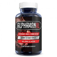 AlphaMAN XL Male Pills | - Enlargement Booster Increases Energy