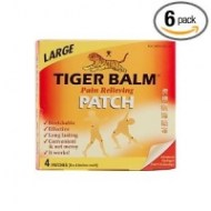 Anti- dolor parche - Tiger Balm parches 30