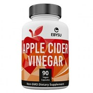APPLE CIDER VINEGAR 90 CAPSULAS