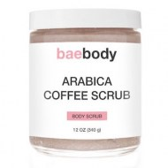 ARABICA COFFEE SCRUB - QUITAR ARRUGAS Y ESTRIAS (340 G)