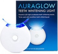 AURAGLOW TEETH WHITENING LIGHT 1 LAMPARA