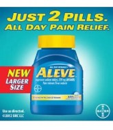 BAYER ALEVE 320 CAPS