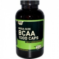 BCAA 1000 Caps Optimum Nutrition  400 Caps