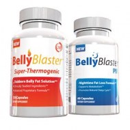 BELLY BLASTER 24H WEIGHT LOSS KIT (120 CÁPSULAS)