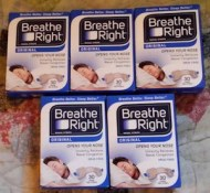 BREATHE RIGHT ORIGINAL TIRAS NASALES 150 TIRAS