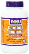 Candida Clear ? Salud Intestinal Now Foods 180 capsulas