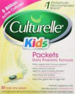 CELTURELLE PROBIOTICS FOR KIDS PACKETS (30 PAQUETES)
