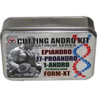 CUTTING ANDRO KIT - 3 PRODUCTOS LIQUIDOS