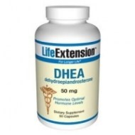Dhea 50 mg de Life Extension (60 capsulas)