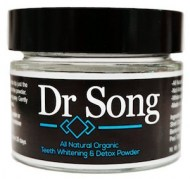 DR SONG ALL NATURAL CHARCOAL TEETH WHITENING 30MG