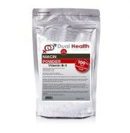 DUAL HEALTH NIACIN POWDER VITAMIN B-3 240 GRAMOS