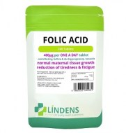 FOLIC ACID 400MCG 240 TABLETAS
