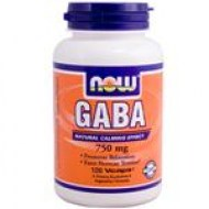 GABA de Now Foods 750 mg (100 capsulas)