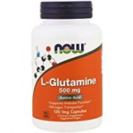 GLUTAMINA DE NOW FOODS 2X 500-1000 MG 120 CAPSULAS