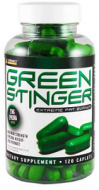 GREEN STINGER 27 MG EFEDRA 120 CAPSULAS