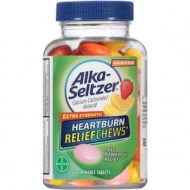 HEARTBURN RELIEF CHEWS (60 TABLETAS)