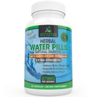 HERBAL WATER PILLS - DRENADO DIURETICO (60 CAPSULAS)