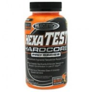 Hexatest Hardcore Pro Series (168 capsulas)