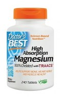 HIGH ABSORPTION MAGNESIUM MAXIMA SALUD OSEA Y MUSCULAR 240 CAPS