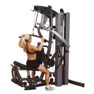 HOME GYM DESIGN COMPLET FUSION 600