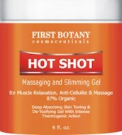 HOT SHOT - CREMA ANTI CELULITIS (120ML)