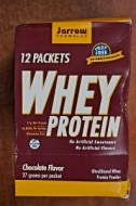 JARROW WHEY PROTEIN AUMENTAR MASA MUSCULAR 12 PAQUETES
