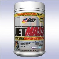 JETMASS GERMAN CREATINE 820 GRAMOS