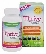 JUST THRIVE 30 CAPS PROBIOTICO ANTIOXIDANTE