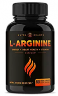 L ARGININE ENERGY AND STRENGTH 60 CAPSULAS