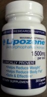 LIPOZENE MAXIMUM STRENGTH 30 CAPS REDUCTOR DE GRASA CORPORAL
