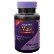 MACA ROOT EXTRACT 500MG (60 CAPSULAS)
