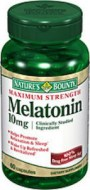 MAXIMUM STRENGTH MELATONIN 10MG 60CAPS