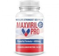 MAXVIRIL PRO 90 CAPSULAS ESTIMULANTE SEXUAL POTENTE