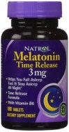 MELATONIN 3MG (100 TABLETAS)