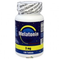 MELATONIN 3MG (120 CAPSULAS)