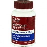 MELATONIN ULTRA 3 MG (300 CAPSULAS)
