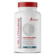 METABOLIC NUTRITION L GLUTAMINE 300 GRAMOS