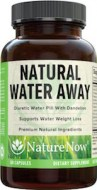 NATURAL WATER AWAY (60 CAPSULAS)