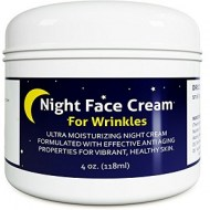 NIGHT FACE CREAM FOR WRINKLES 118 ML