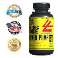 NITRIC OXIDE POWER PUMP MAS OXIDO NITRICO ELITE (120 CAPSULAS)