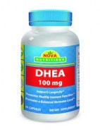 NUTRITIONS DHEA 100MG 60 CAPS