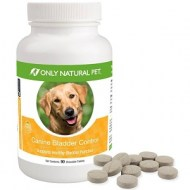 ONLY NATURAL PET CANINE BLADDER CONTROL 90 TABLETAS
