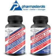 PACK AUMENTO MUSCULAR ANAVAROLONE SUSTAPRO 2 PRODUCTOS